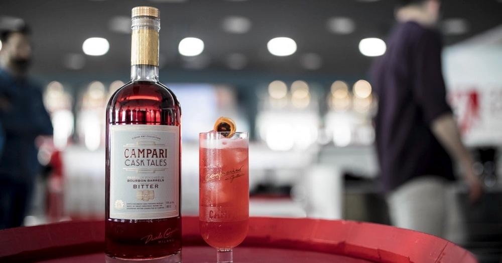 Campari amplía su línea amarga con Campari Casks Tales, edición limitada terminada en barricas Bourbon