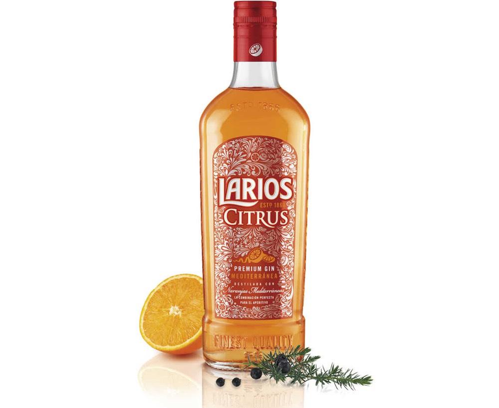 Larios lanza Citrus, una gin suave y refrescante que transforma el momento del aperitivo