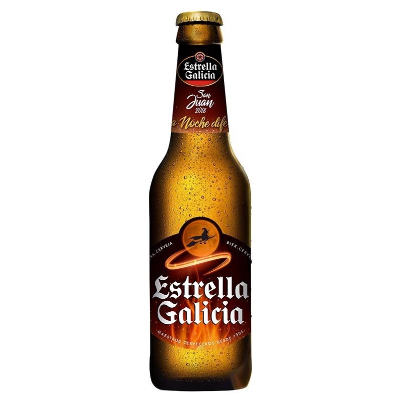 'Estrella Galicia' celebra la llegada del verano con una edición especial de la tradicional fiesta de San Juan