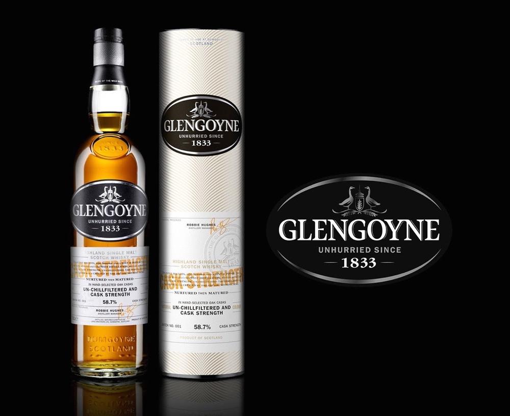 Glengoyne presenta su último whisky en barril, Glengoyne Cask Strength Batch No. 6