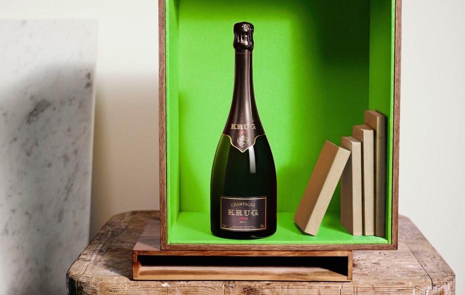 Krug y Moët Hennessy presentan su champagne 'Clos du Mesnil 2004'