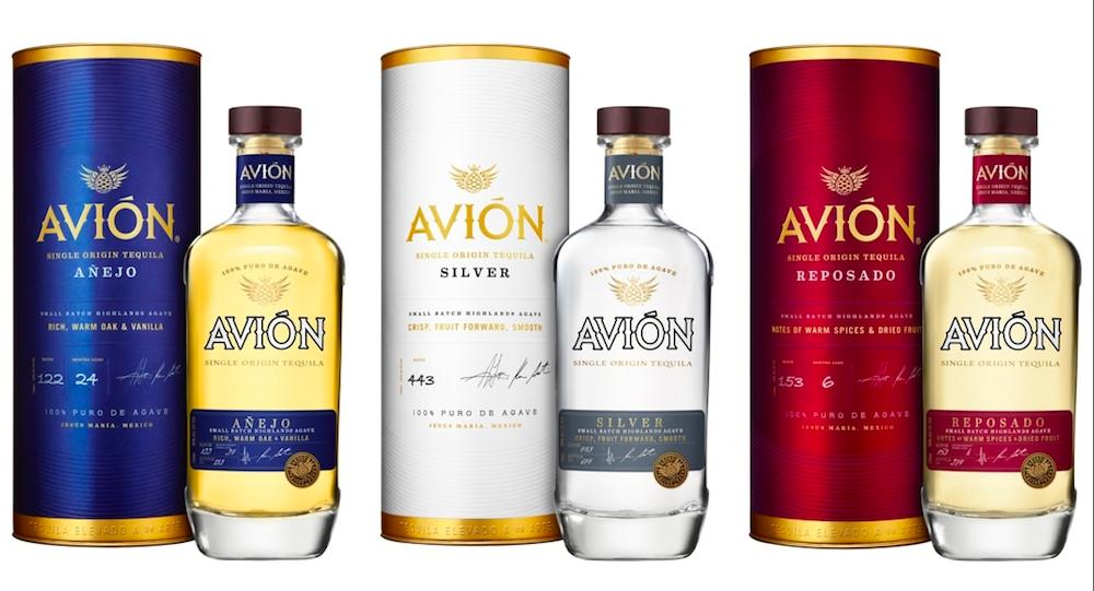 Tequila Avión renueva packagings destacando su origen único