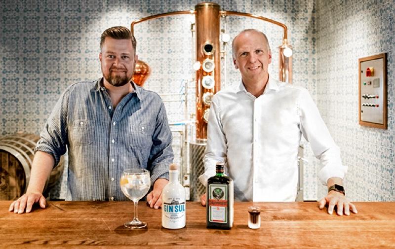 Mast-Jägermeister se convierte en accionista de Gin Sul
