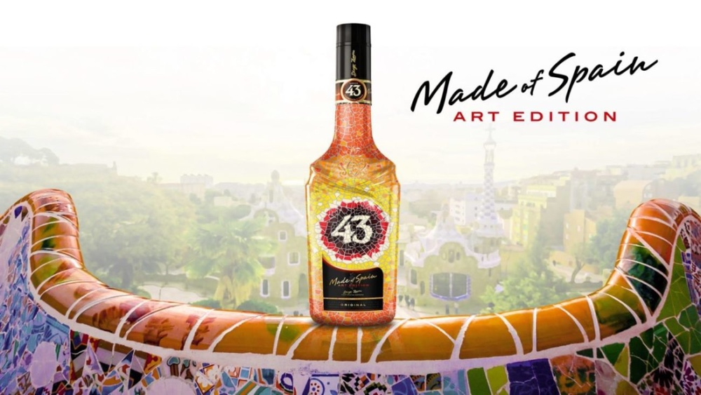 'Licor 43' presenta 'Licor 43 Made of Spain, Art Edition', una edición internacional en torno al arte