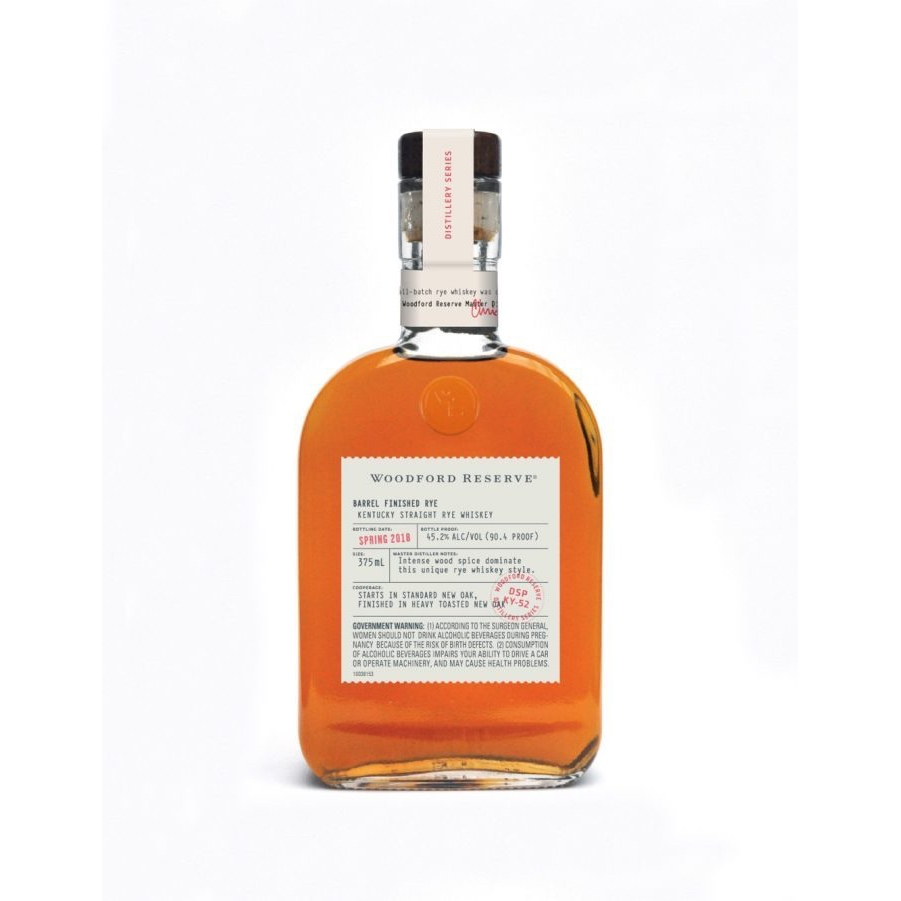 Woodford Reserve Releases Distillery Series Double Oaked Rye Whiskey