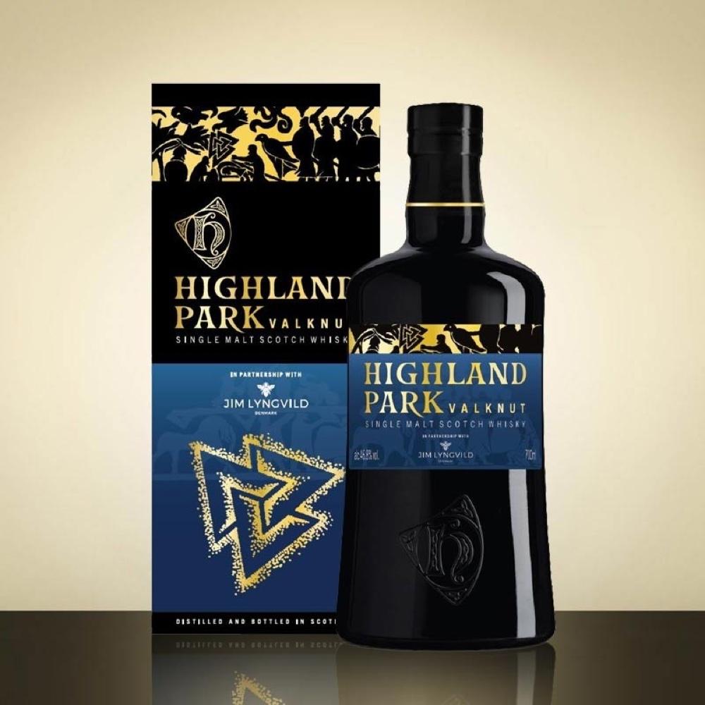 Highland Park añade Valknut a la gama Viking Legend