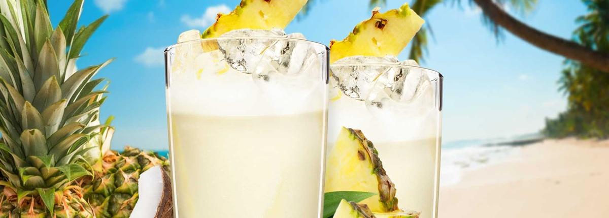 Disfruta del verano con los cócteles más sugerentes de Malibu
