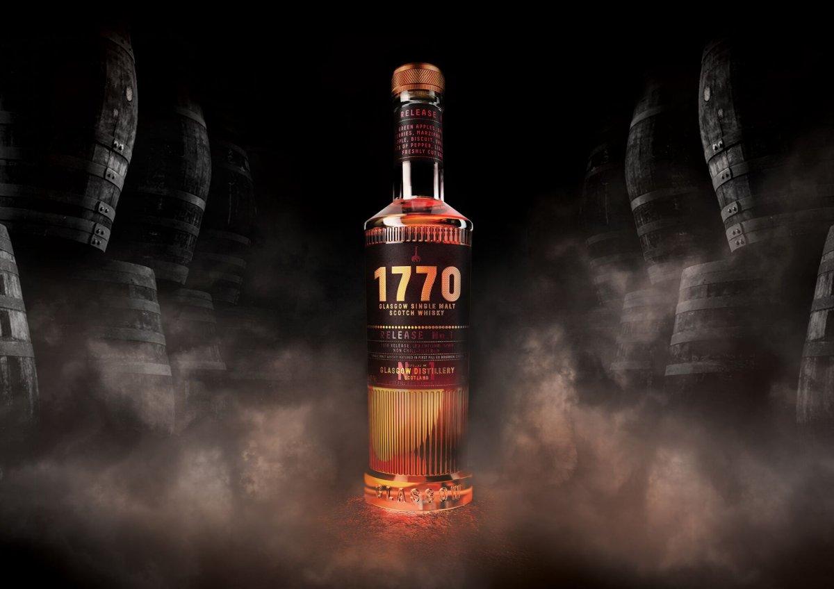 1770 Glasgow Single Malt Scotch Whisky