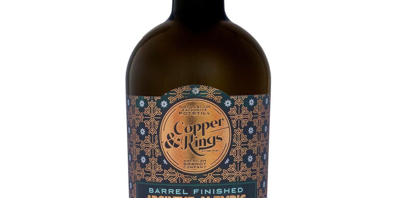Copper & Kings añade a su gama absenta acabada en barril