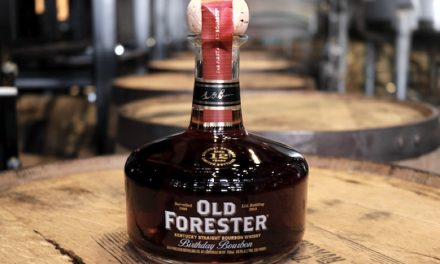 Old Forester's 2018 Birthday Bourbon, homenaje al fundador de la marca George Garvin Brown