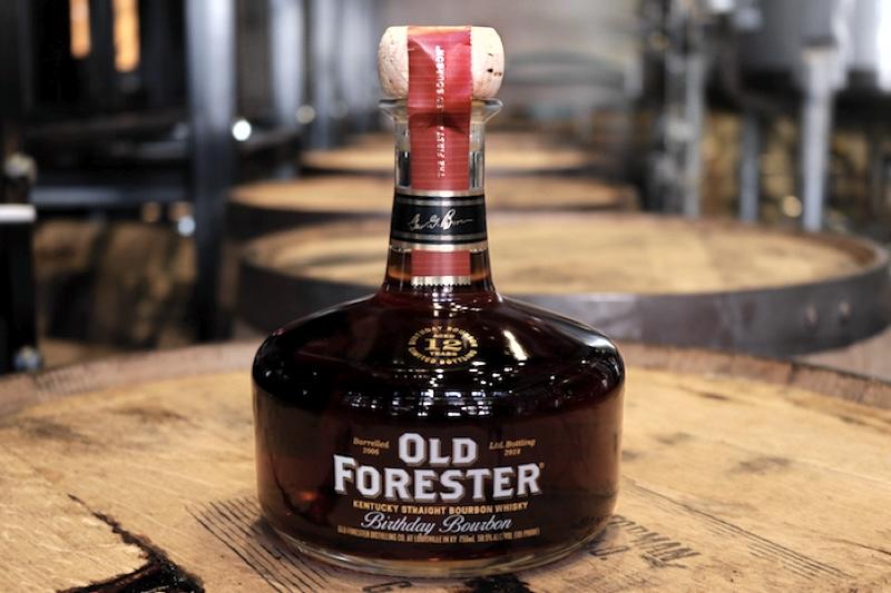 Old Forester's 2018 Birthday Bourbon, homenaje al fundador de la marca George Garvin Brown