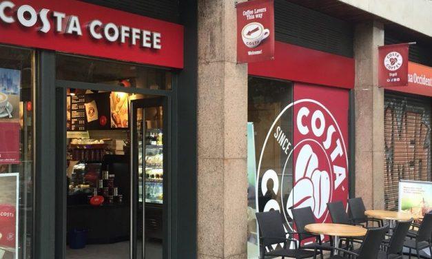 Coca Cola se pasa a las bebidas calientes con la compra de Costa Coffee
