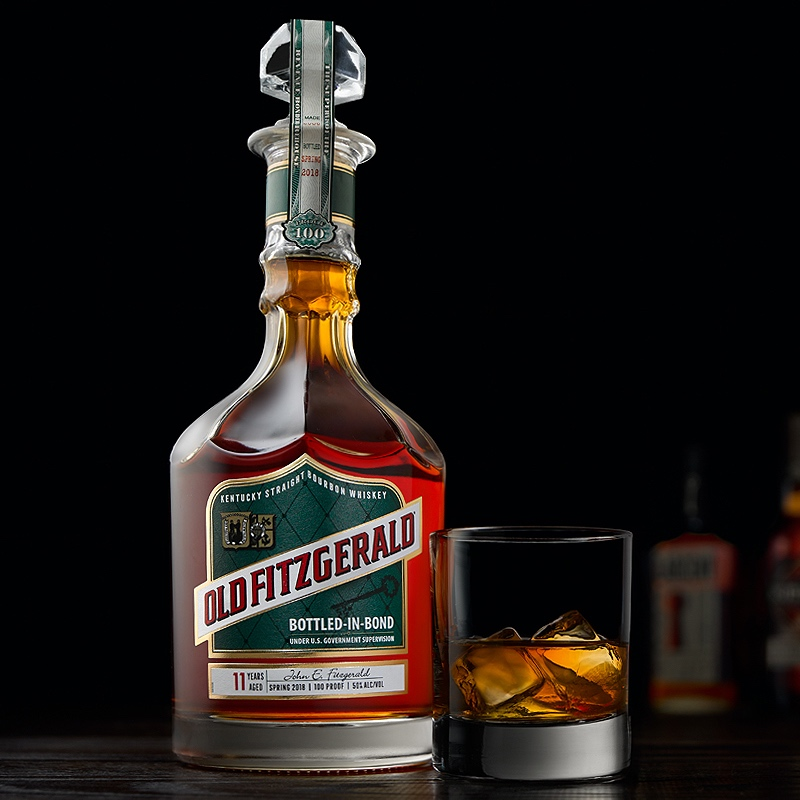 Old Fitzgerald Bottled-in-Bond Fall Edition is the second expression in a limited edition series