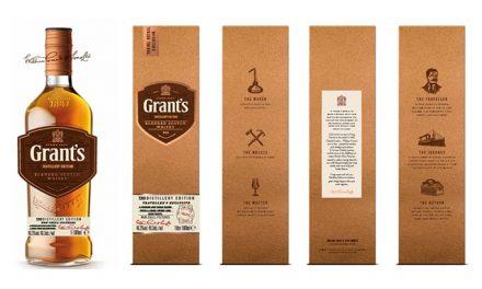 Grant's rediseña la Edición Exclusiva de Destilería de GTR