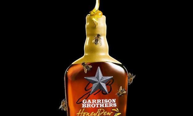 Garrison Brothers embotella Bourbon con infusión de miel en HoneyDew