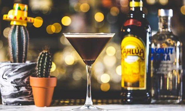 Kahlúa lanza Martinis Espresso de barril