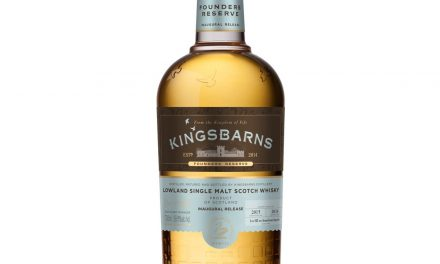 Kingsbarns Distillery presenta su primer whisky escocés