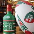 Burleighs gin Leicester Tigers