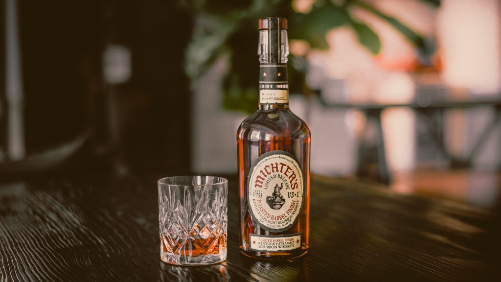 Michter's US*1 Toasted Barrel Finish Bourbon returns after three years off shelves.
