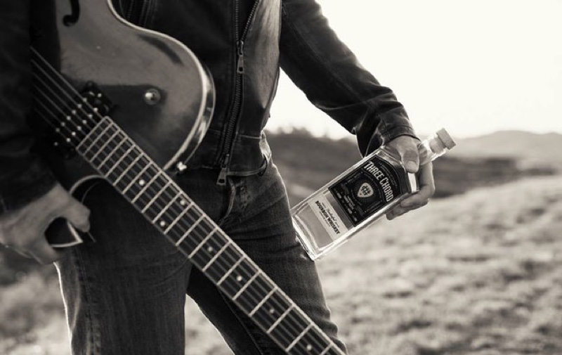 Musician and Producer of Grammy-Winning Hits, Neil Giraldo, Unveils Three Chord Blended Bourbon