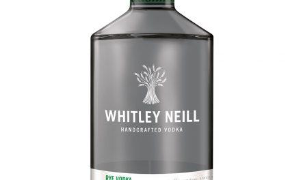 Whitley Neill lanza vodka de centeno