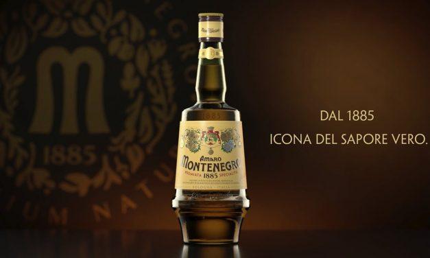 Amaro Montenegro presenta un nuevo diseño de botella