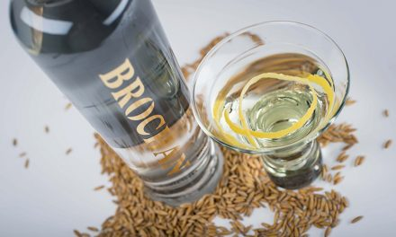 Colonsay Beverages lanza Brochan, un vodka a base de avena