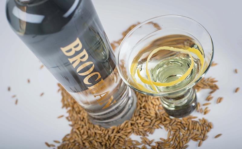 Colonsay Beverages lanza Brochan, un vodka a base de avena