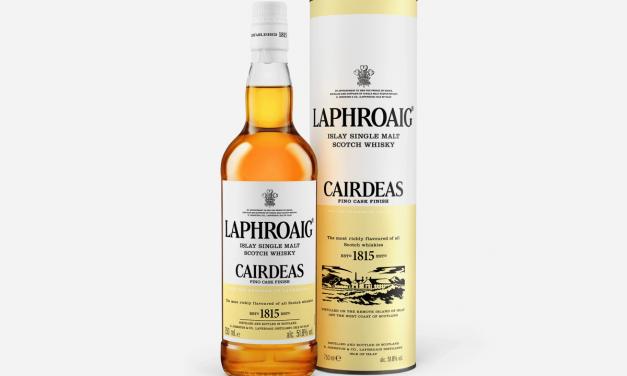 Laphroaig lanza el scotch whisky Cairdeas 2018