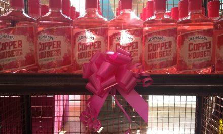 Adnams se une a la locura de la ginebra rosa con Copper House Pink Gin