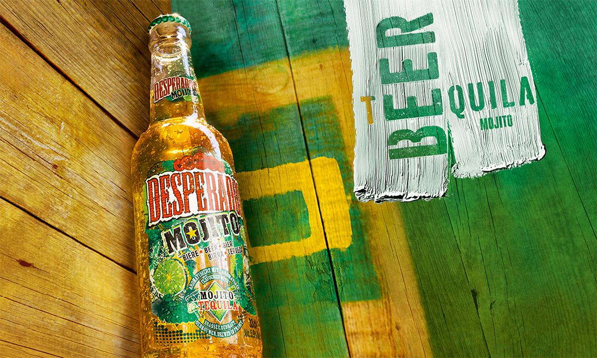 Heineken España presenta 'Desperados Mojito'
