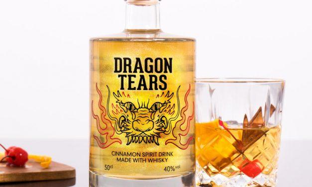 Firebox presenta Dragon Tears Whisky