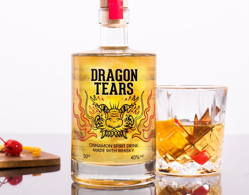 Firebox presenta Dragon Tears Whisky