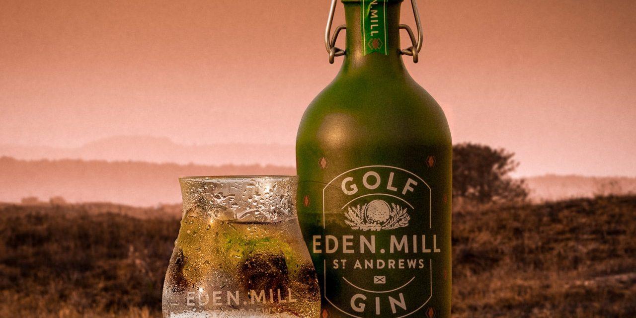 Eden Mill homenajea su ciudad natal con Golf Gin