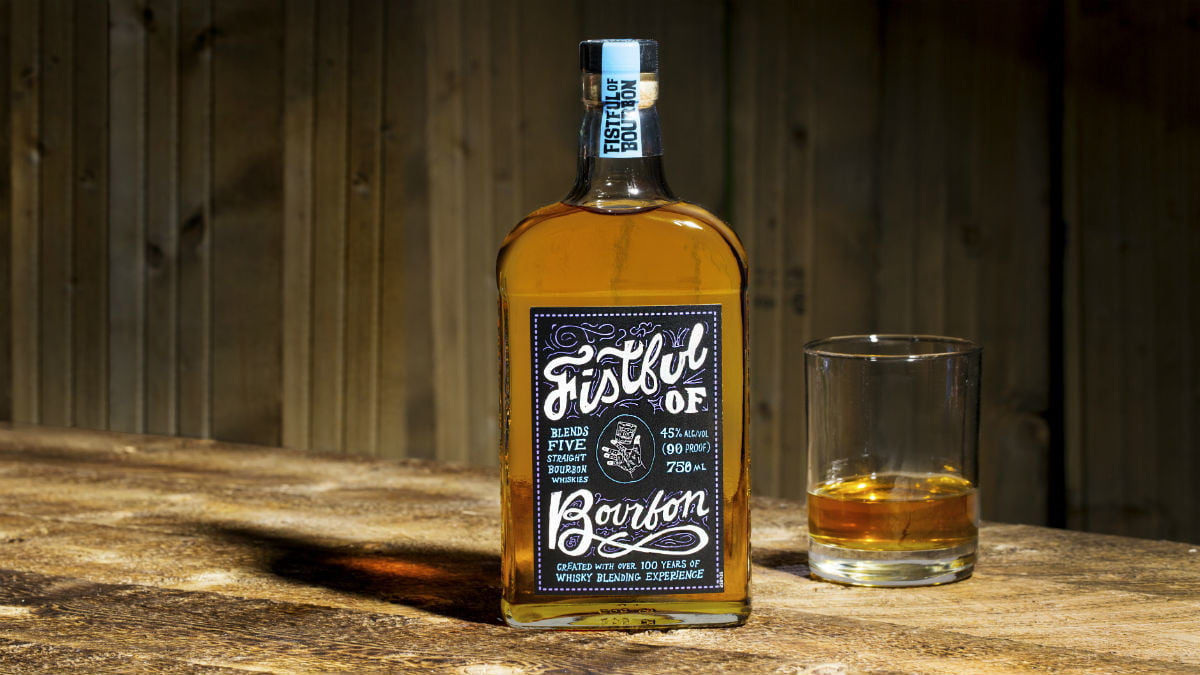 William Grant & Sons Go Full Cowboy and Release a Fistful of Bourbon