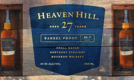 Heaven Hill lanzará una edición limitada rara de Bourbon de 27 años