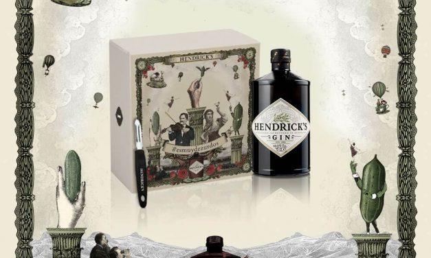 Hendrick's Gin celebra el Día Internacional de los Zurdos con una curiosa edición limitada