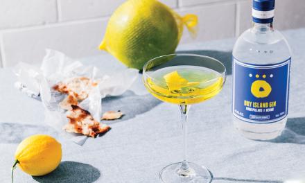 Four Pillars y Hernö crean Dry Island Gin, edición limitada