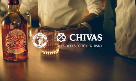 El Manchester United y la prestigiosa marca de whisky escocés Chivas, alianza plurianual a escala mundial