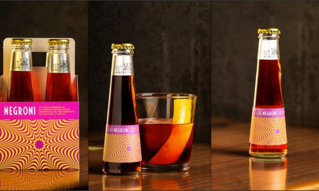 La marca Amaro lanza RTD St Agrestis Negroni
