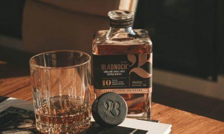 Bladnoch presenta un nuevo single malt de 10 años accesible