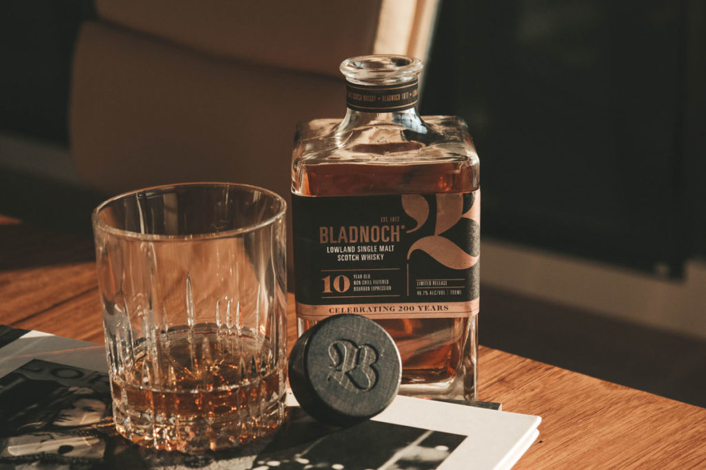 Bladnoch Releases Limited Edition 10 Year Old Single