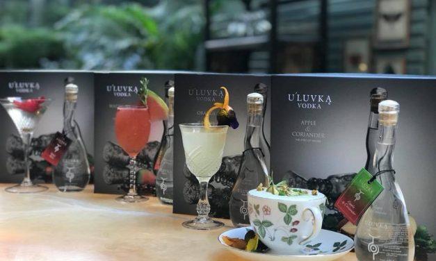 U'Luvka Vodka introduce cuatro nuevos sabores