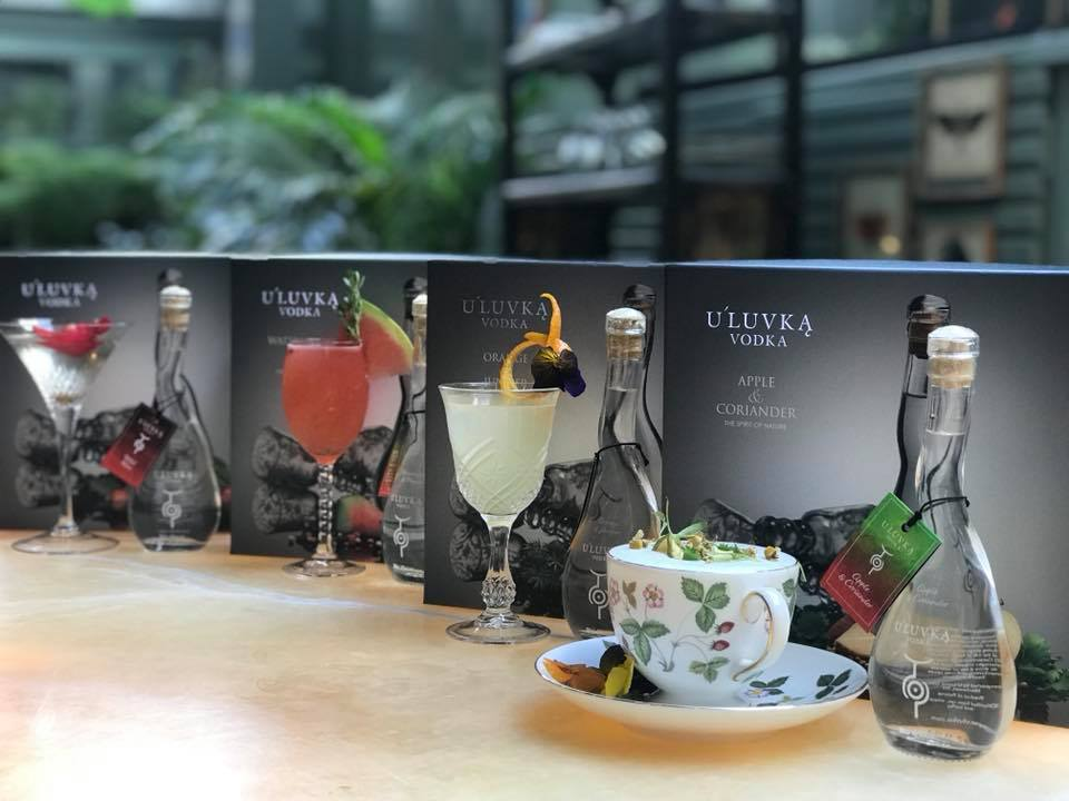 U'Luvka Vodka intros four new flavours