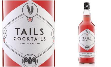 Tails Cocktails refresca su identidad de marca