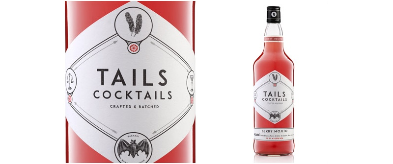 Tails Cocktails produces batched cocktails, including a Mojito and Espresso Martini