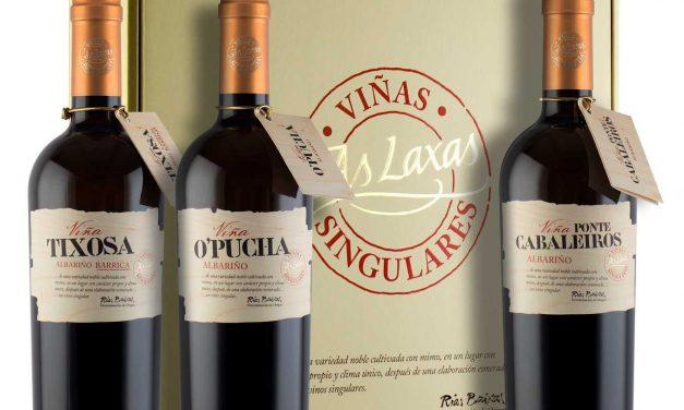 """As Laxas presenta tres nuevos vinos de finca, englobados en la colección """"Viñas Singulares"""""""