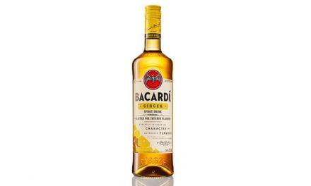 Bacardi lanza ron con sabor a jengibre con Bacardi Ginger