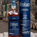 Marking 120 years of BenRiach with a special cask