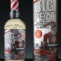 This year's Big Peat Christmas edition features Santa Claus on the label